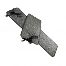 Heizteppich 40x60 cm, 230 V 75 W 2 m Anschlußleitung