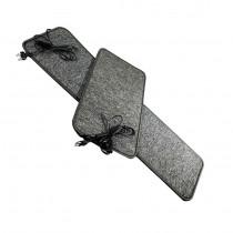 Heizteppich 50x70 cm, 230 V 100 W 2 m Anschlußleitung