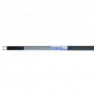 selbstregulierendes Warmwasserband 55°C 230 V, 9 W/m bei 55°C