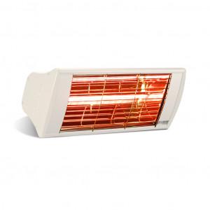 Infrarot Strahler 1 x 2,0 kW weiß