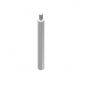 Erhöhungsmutter H=96 mm